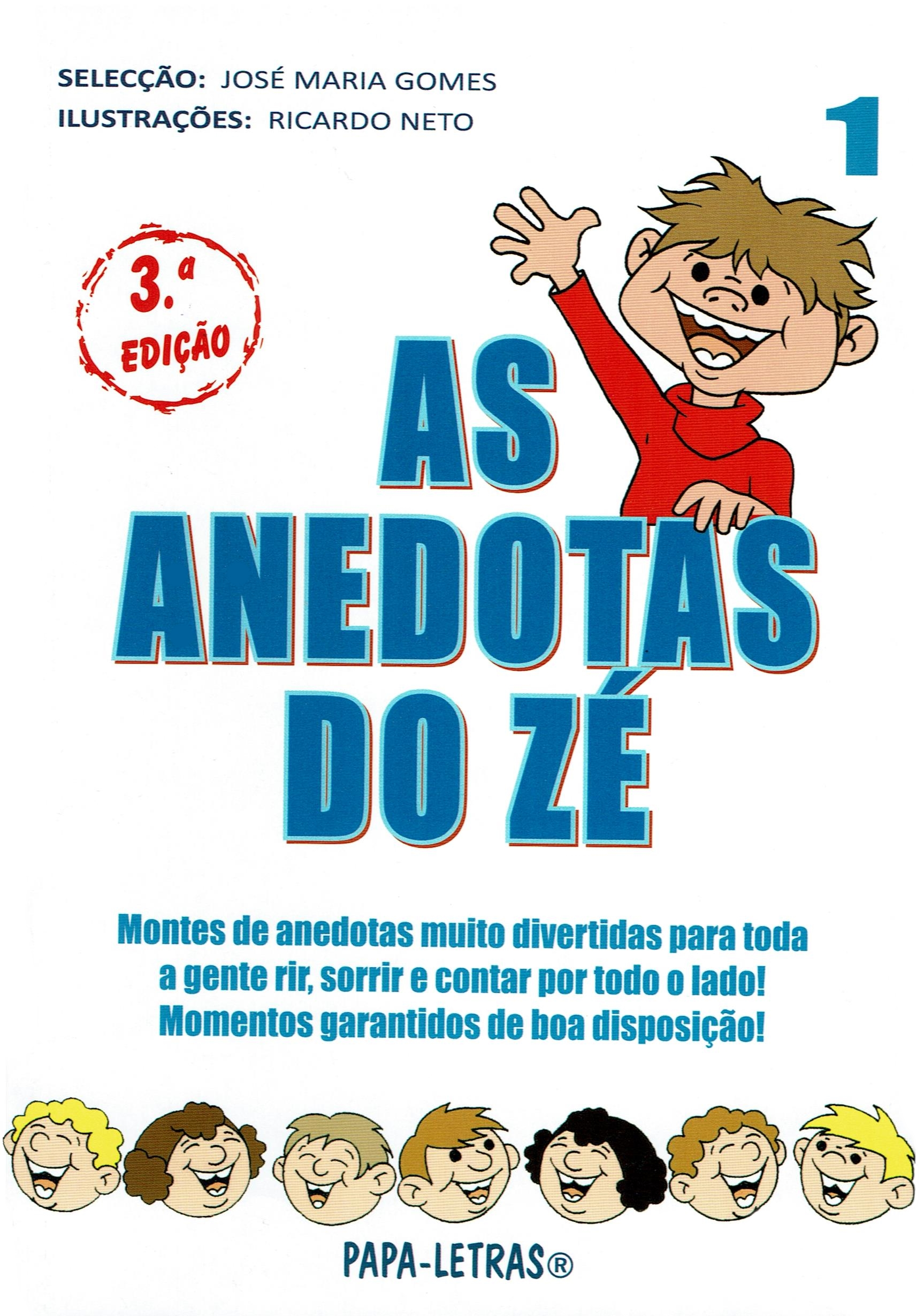 As anedotas do Zé - 1
