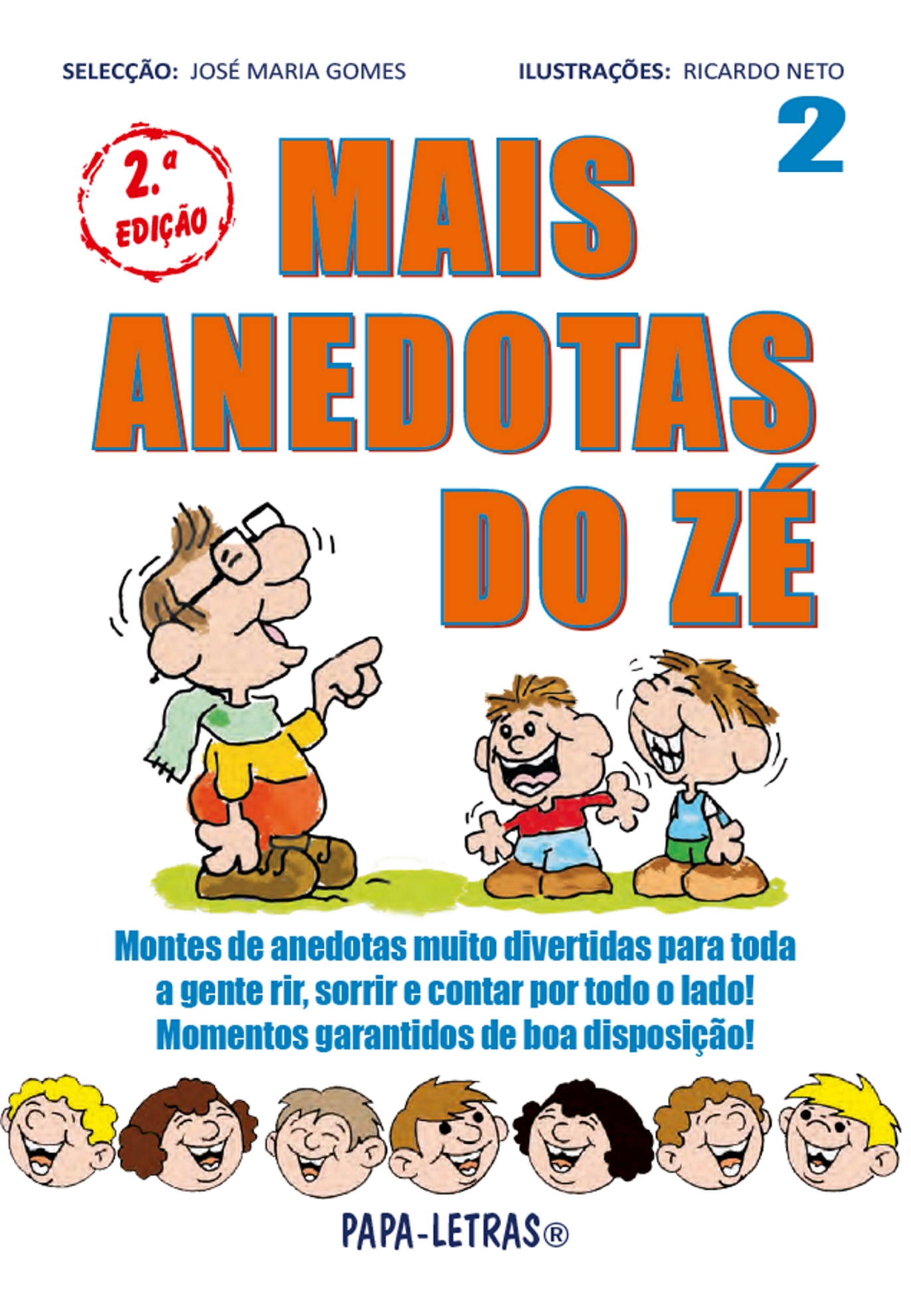 Mais anedotas do Zé - 2